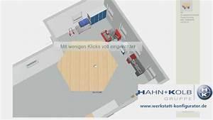 Werkstatt Einrichten Planen : hahn kolb werkstatt konfigurator zur online 3 d planung ~ Michelbontemps.com Haus und Dekorationen