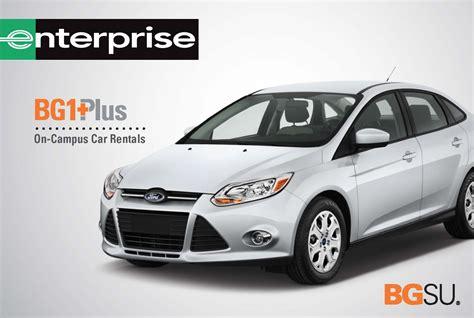 enterprise vehicle rental
