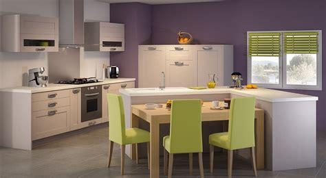 modele de cuisine amenagee modele de cuisines modele de cuisine americaine with