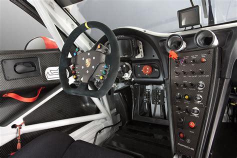 porsche race car interior 991 gt3 rs quot cup edition quot interior spy shot rennlist