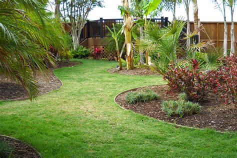 Tropical Backyard  Large And Beautiful Photos Photo To