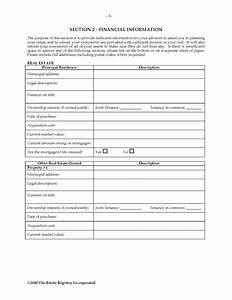 canada estate planning questionnaire legal forms and With florida estate planning documents