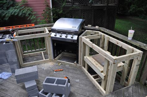 The Cow Spot Outdoor Kitchen Part 1