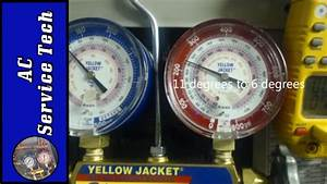 How To Use A Refrigerant Gauge Set Step By Step To Read