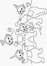 Teletubbies Coloriage Ausmalbilder Dibujos Coloring Disegni Telebajski Colorear Desenhos Teletubies Teletabisi Pobarvanke Dessin Colorir Drawings Pobarvanka Colorier Imprimer Desenho Malvorlagen sketch template