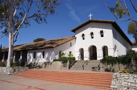 Mimi's Suitcase: San Luis Obispo Mission