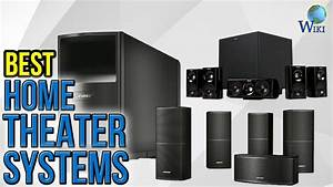 10 Best Home Theater Systems 2017