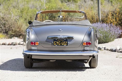 BMW 503 Cabriolet (1956) - picture 2 of 9