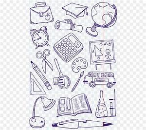 Doodle Drawing Education Illustration
