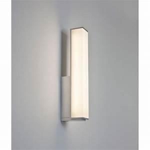 Applique Salle De Bain Led : applique murale led karla astro lighting ~ Edinachiropracticcenter.com Idées de Décoration