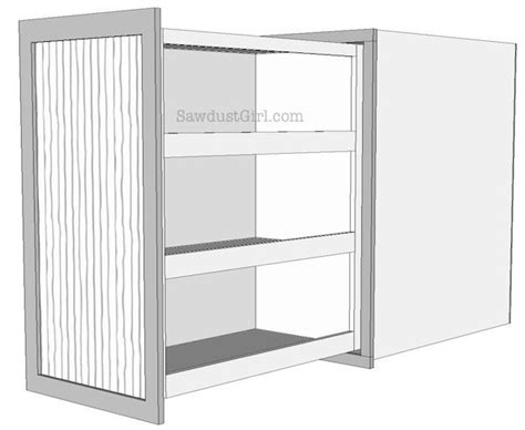 kitchen cabinet pull out shelf plans how to build and install a pull out pantry style storage