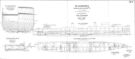 1933 net laying ship le gladiateur the shipwright