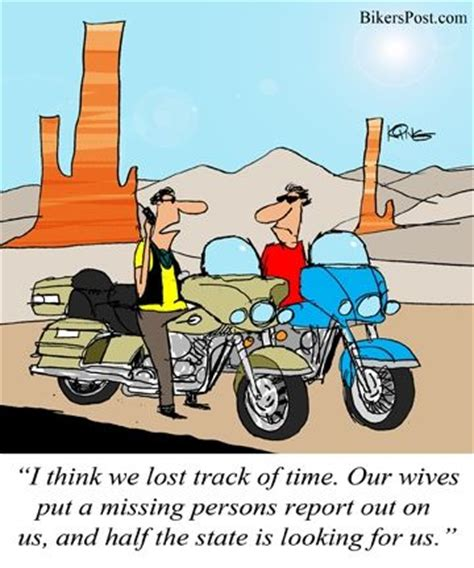 Harley Davidson Cartoons And Comics Funny Pictures From Cartoonstock 7 Best Images About Motorcycle Funnies On Pinterest