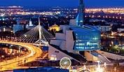 The 10 Biggest Cities In Manitoba - WorldAtlas.com