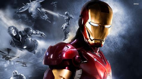 Iron Man Wallpaper  Movie Wallpapers #29133