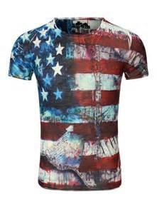 Vintage American Flag Shirt