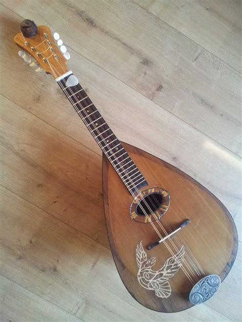 erik houtman mandolin mandola musical instruments