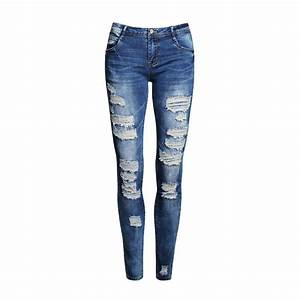 Ripped Jeans For Women Cheap - Legends Jeans