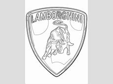 Lamborghini Coloring Pages Coloring pages of CARS #5