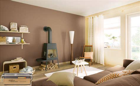 wandfarben wohnzimmer beige weiss farben richtig kombinieren ledersofa frben palette modernes wohnzimmer mit ziegelwnden und