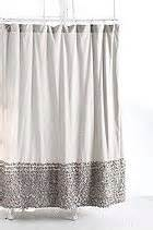 outfitters shower curtain national sewing month anthropologie inspired shower