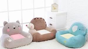 coussin, pouf, fauteuil, canape pour enfant : meuble decoration chambre enfant Décorer