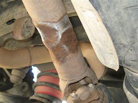 removing  driveshaft chevy trailblazer trailblazer ss
