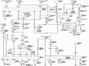 Zone Wiring Diagrams 1995 Honda Accord Ex