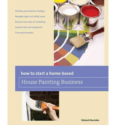 start  home based house painting business
