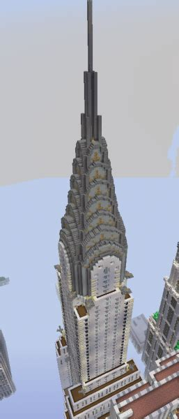 Chrysler Building Blueprint by Ny Chrysler Building Grabcraft Your Number One Source