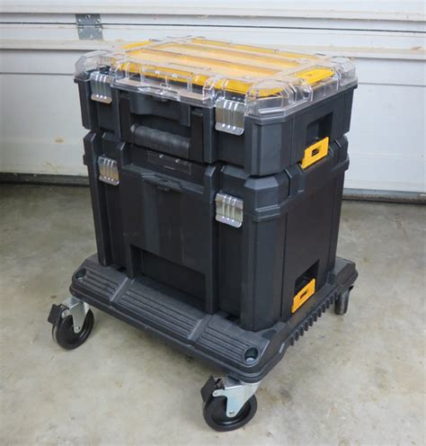 dewalt tstak trolley  cart tools   trade