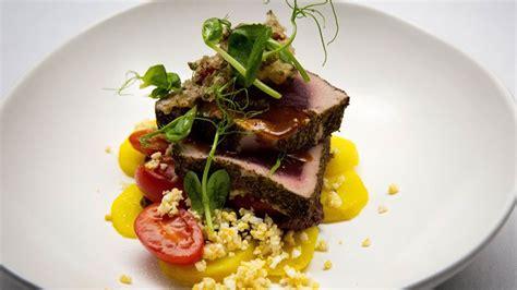masterchef cuisine modern australian tuna nicoise
