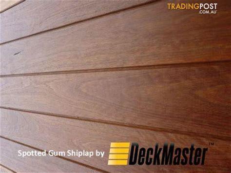 Hardwood Shiplap Cladding hardwood cladding shiplap