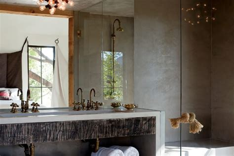 rustic bathroom designs 20 rustic modern bathroom design ideas furniture home Modern