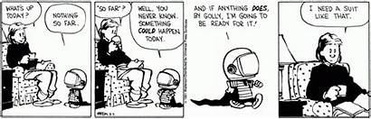 Calvin Hobbes Suit Need Comics Hobbs Comic
