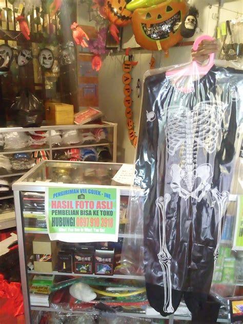 jual kostum tengkorak kostum skeleton kostum murah jakarta
