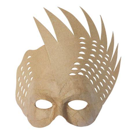 masque oiseau en papier m 226 ch 233 d 233 copatch chez rougier pl 233