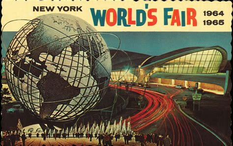 Did You Go To The New York World's Fair?  Baby Boomer