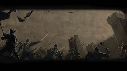 Medieval Background Warfare Siege Chivalry Backgrounds Windows