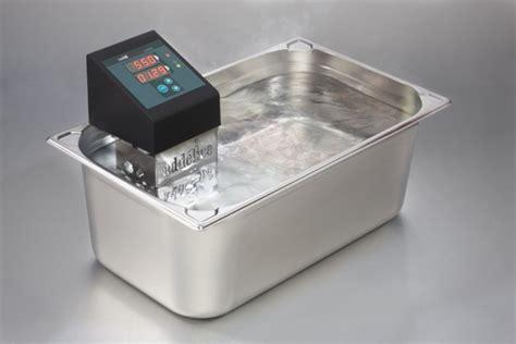 cuisine basse temperature thermoplongeur thermoplongeur sous vide swid addelice