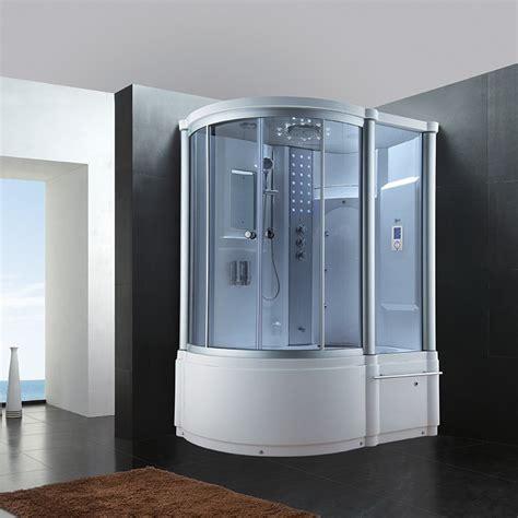 cabine de douche avec baignoire integree  baleares