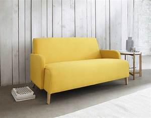 canape scandinave ou trouver des modeles pas chers With tapis jaune avec petit canapé deux places pas cher