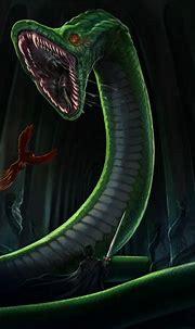 Category:Basilisks | Harry Potter Wiki | FANDOM powered by ...