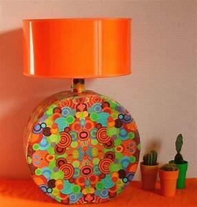 Pied De Lampe : pied de lampe photo de lampes miroirs boites bijoux so carton ~ Teatrodelosmanantiales.com Idées de Décoration
