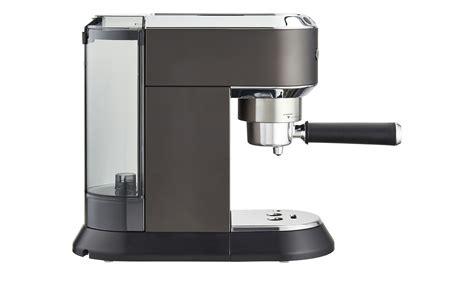 delonghi ec 685 delonghi espresso maschine ec 685 bk dedica schwarz