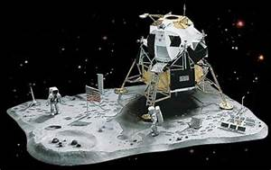 Moon Landing Model - Pics about space