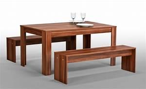 Bänke Für Draußen : tisch mit 2 b nken ~ Michelbontemps.com Haus und Dekorationen