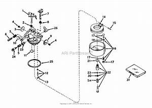 toro 57131 32quot lawn tractor 1973 sn 3000001 3999999 With toro lawn mower carburetor parts on toro lawn mower carburetor diagram