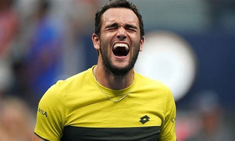 Berrettini matteo (9) / italy. Italian Sensation Matteo Berrettini Draws Praise From Former Tennis Stars - UBITENNIS