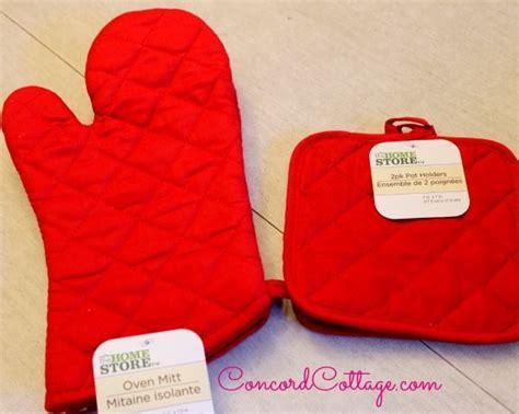 Hometalk   Dollar Store Oven Mitts & Pot Holders With